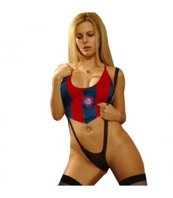 Disfraz Erotico de Hincha de San Lorenzo